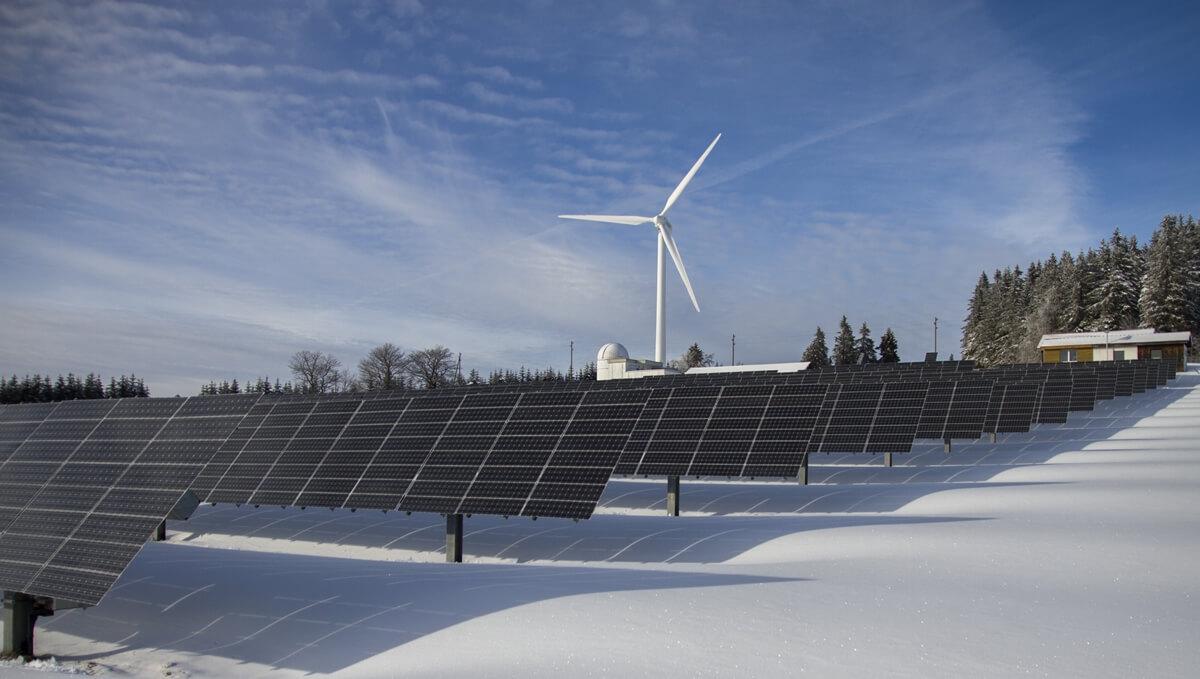 Los tipos de energía renovable se generan de diversas fuentes