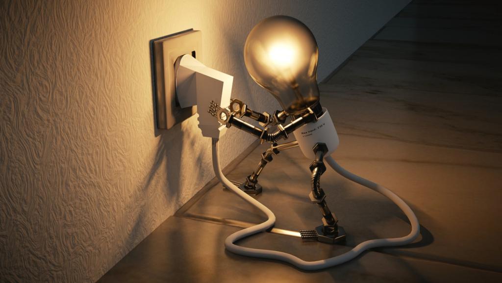 como reducir el gasto de luz