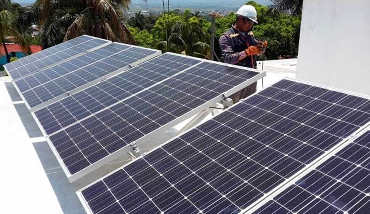 Con los techos solares se reducen 27 millones de toneladas de dióxido de carbono