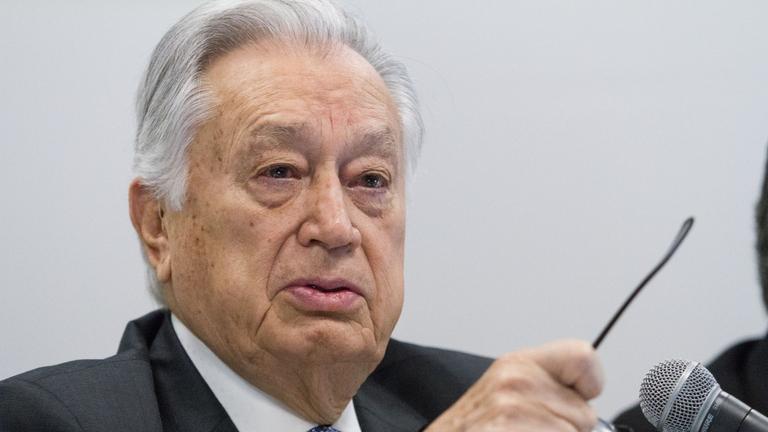 Manuel Bartlett Díaz, titular de la Comisión Federal de Electricidad. *Foto: Cuartoscuro